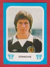 Scotland Willie Donachie Manchester City